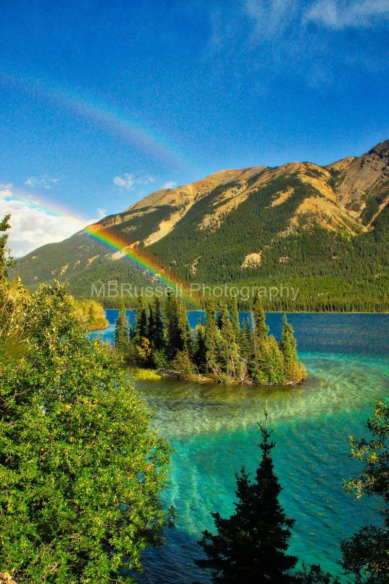 Aeroplane Lake, Yukon
